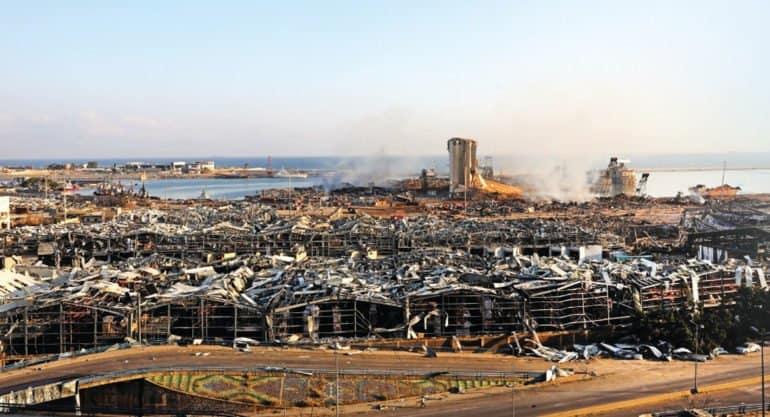 Украинская Церковь соберет помощь для пострадавших от взрыва в Бейруте