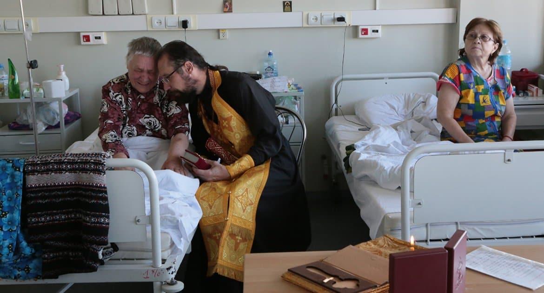 Украинская Церковь рассмотрит вопрос о создании приходских больниц