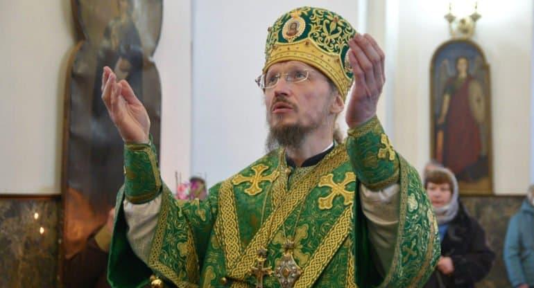 Новым Патриаршим Экзархом в Беларуси назначен епископ Борисовский Вениамин