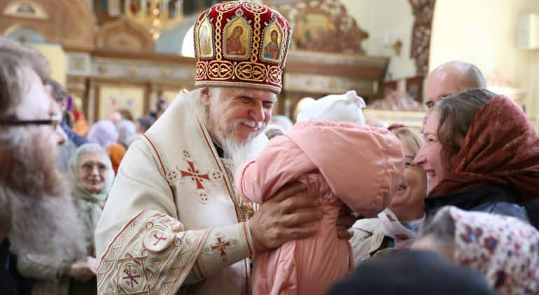 Епископ Орехово-Зуевский Пантелеимон отмечает 10-летие архипастырского служения