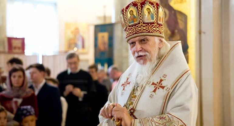 Епископ Орехово-Зуевский Пантелеимон награжден Орденом Почета