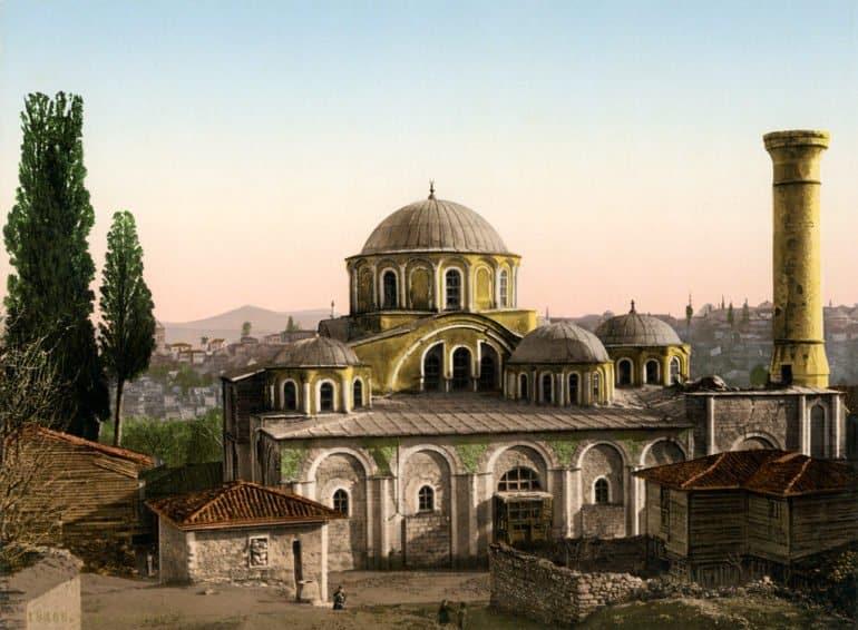 Храм Христа Спасителя монастыря Хора — Кахрие-джами — окончательно стал мечетью. Почему он важен для всех христиан?
