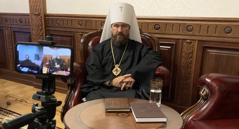 Попытки США «насадить демократию» на Ближнем Востоке резко ухудшили положение местных христиан, – митрополит Иларион