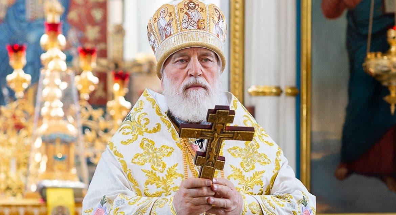 Митрополит Минский Павел призвал белорусов «не вступать на путь насилия»
