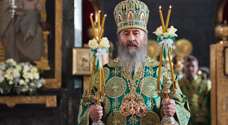 Митрополит Онуфрий призвал верующих молиться за врачей и исполнять их рекомендации по коронавирусу