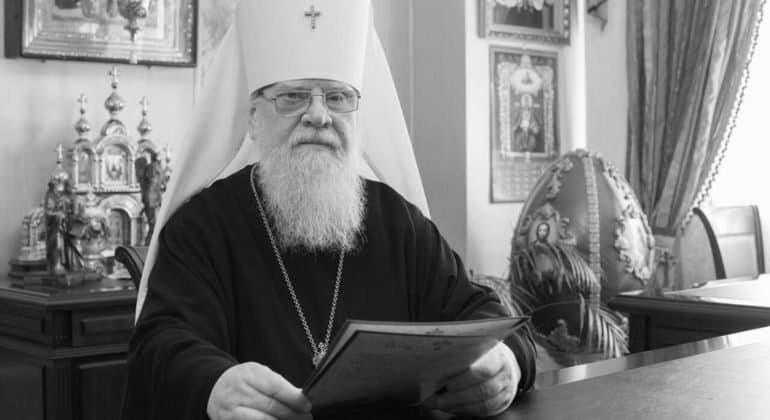 Вследствие коронавируса скончался митрополит Екатеринодарский и Кубанский Исидор