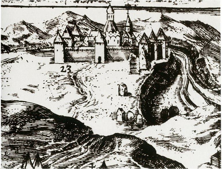 Археологи разгадали тайну, каким был Новодевичий монастырь до царевны Софьи