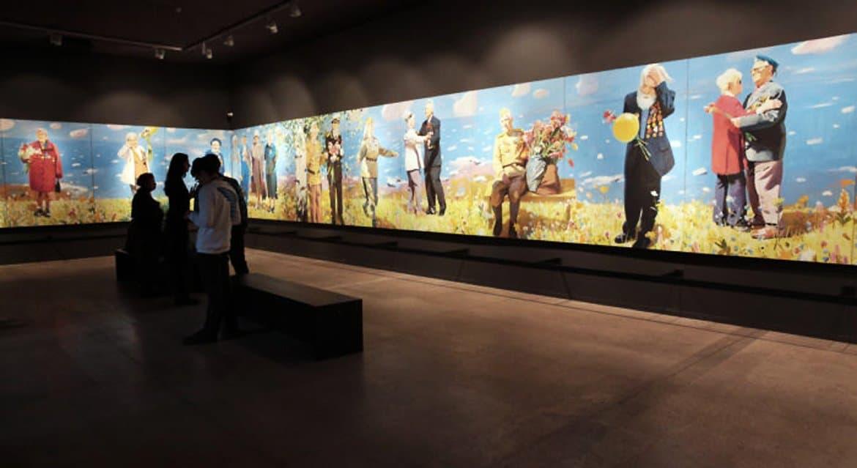 Мультимедийная выставка «Память поколений» пройдет по всей стране