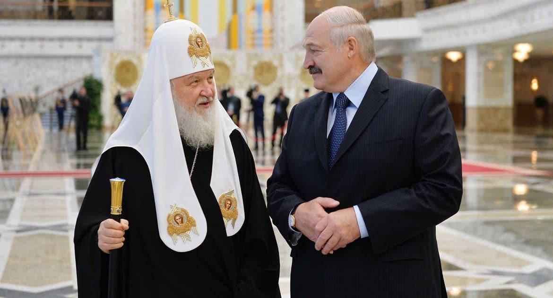 Патриарх Кирилл надеется на продолжение сотрудничества с властями Беларуси в духовно-нравственных вопросах
