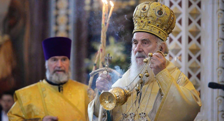 Патриарх Кирилл отметил преданность каноническому православию Патриарха Сербского Иринея