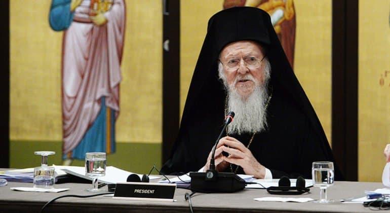 У Константинопольского Патриарха нет паствы на Украине, – митрополит Иларион