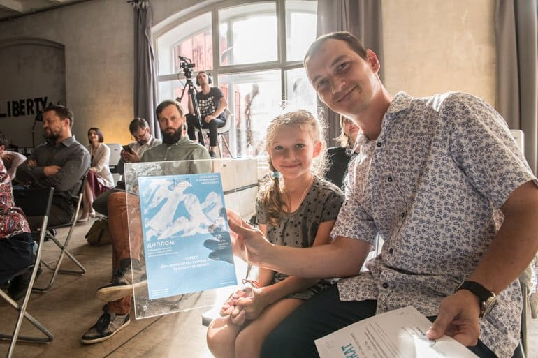 Проекты из Петербурга и Тверской области получили премию «Жить вместе» за 2020 год