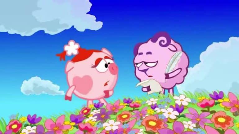 """«""""Смешарики"""" станут классикой российской анимации. Мало того, они станут классикой российского детства»,— говорил создатель мультсериала в2007 году иобъяснял почему"""