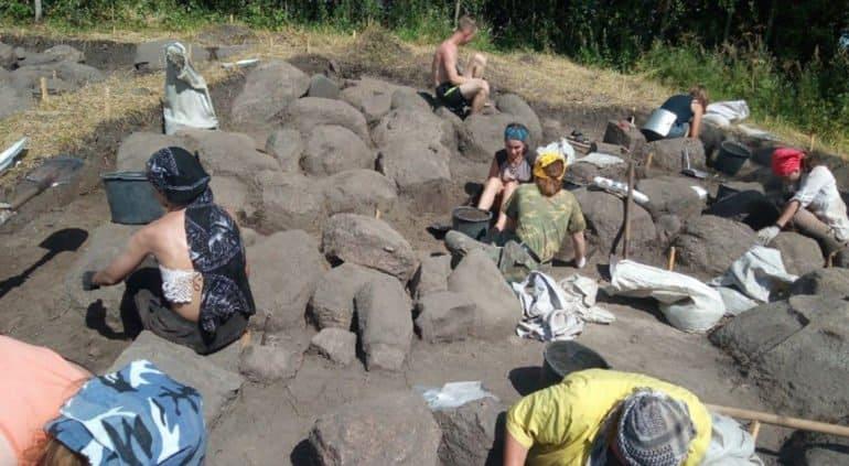 В Псковской области ищут крепость Ярослава Мудрого