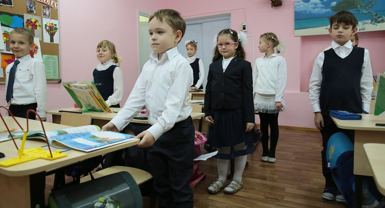 В День знаний в России начался новый учебный год