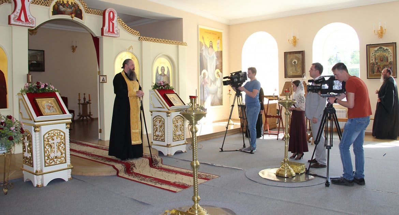 Снимается фильм о священномученике Иоанне (Поммере), победившем раскол в Пензе