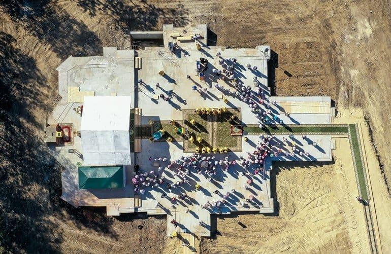 Кафедральный собор в Лукоянове построят в память о разрушенном монастыре