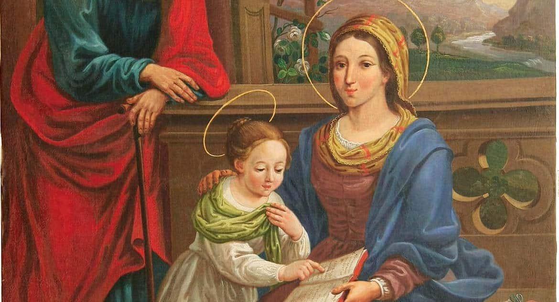 Что мы знаем о праведной Анне, матери Пресвятой Богородицы?