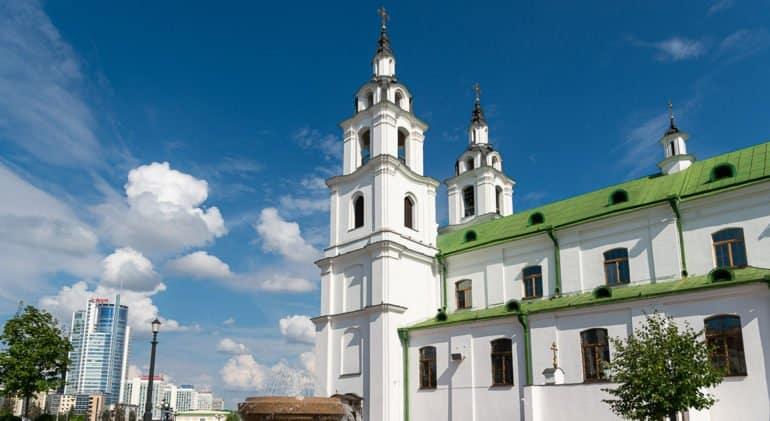 Белорусская Церковь не призывала к участию в межхристианском «крестном ходе»