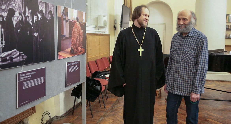 Выставка журнала «Фома» «Верующие» пройдет в Горицком монастыре Переславля-Залесского