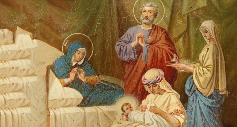 Дата Рождества Богородицы 2020