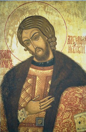 Наш Александр, или Государственный святой