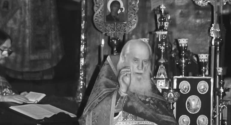 Преставился духовник Киево-Печерской лавры архимандрит Аврамий (Куява)