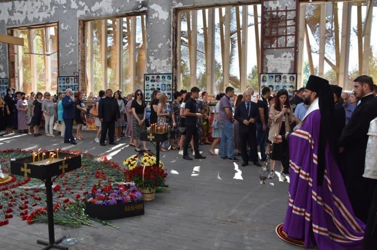В Беслане помолились о жертвах теракта 2004 года