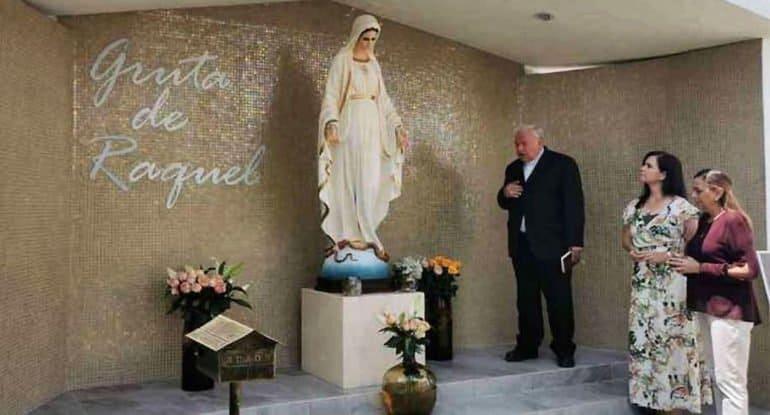 Мексиканские католики молятся о жертвах абортов в особой часовне