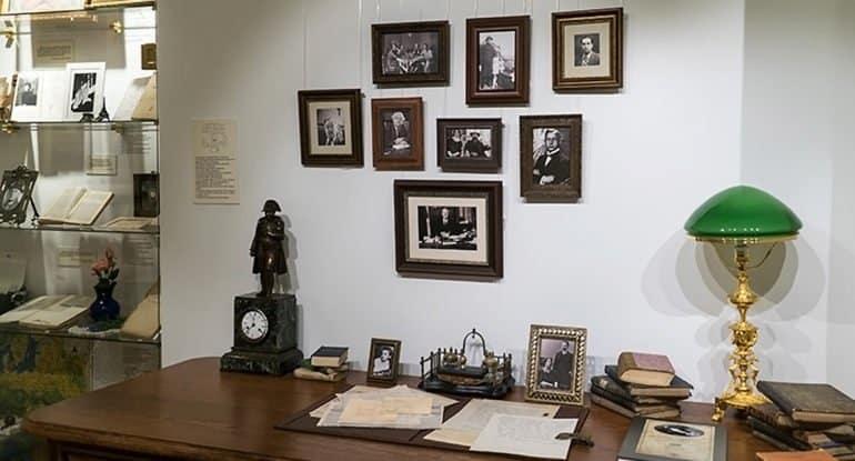 Дом-музей Ивана Бунина открыли в Воронеже