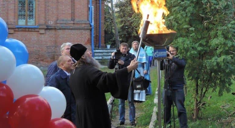 Сохранить фрески учеников Васнецова в курганском храме поможет газ