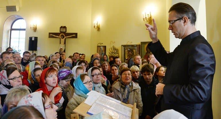 Первый в России форум православных общин глухих пройдет в Москве