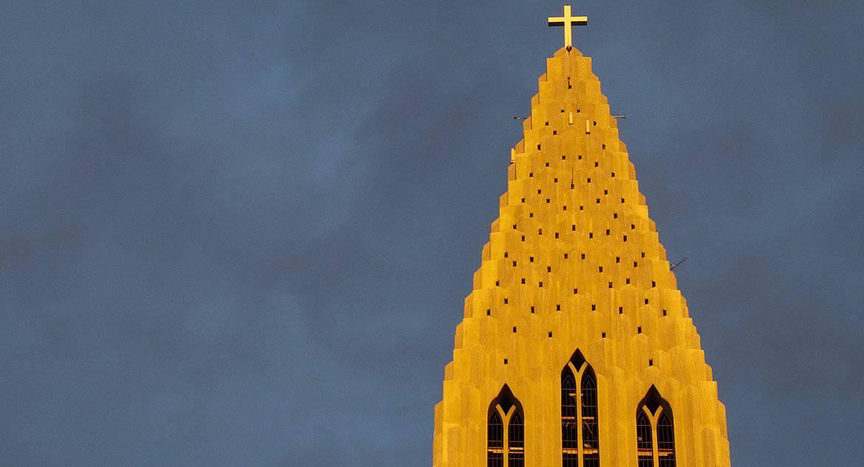 В Русской Церкви назвали «безумием» изображение Христа в образе трансвестита Лютеранской Церковью Исландии