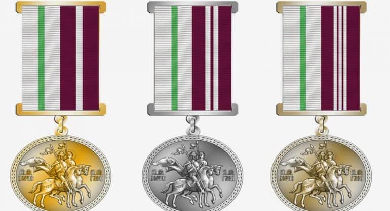 Учреждена церковная медаль святых князей Бориса и Глеба за работу с молодежью