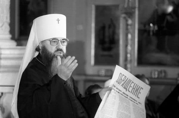 «Мы не умеем пользоваться свободой» — 20 сильных цитат митрополита Крутицкого и Коломенского Ювеналия