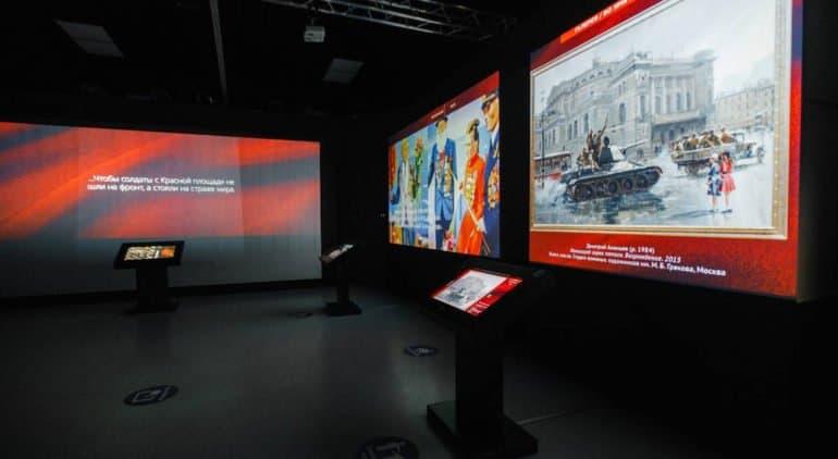 В России стартовал мультимедийный проект «Память поколений»