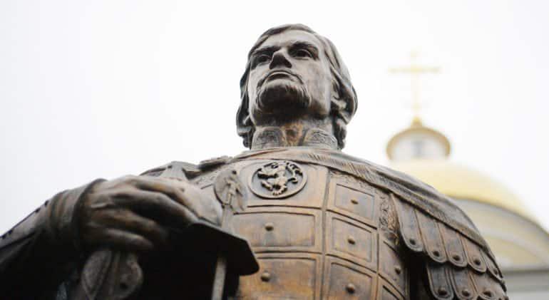 Основные торжества в честь 800-летия Александра Невского пройдут 12 сентября в Петербурге