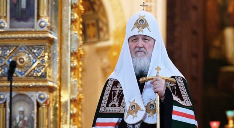 Патриарх Кирилл отметил «теплые чувства» к православию принца Филиппа Эдинбургского