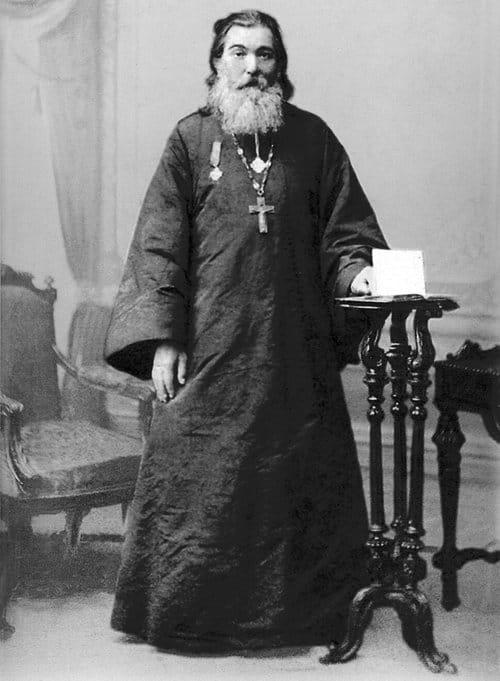 14 сентября в Москве почтут память известного пастыря – отца Валентина Амфитеатрова