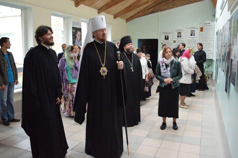 На Дальнем Востоке знакомятся с выставкой журнала «Фома» «Верующие»