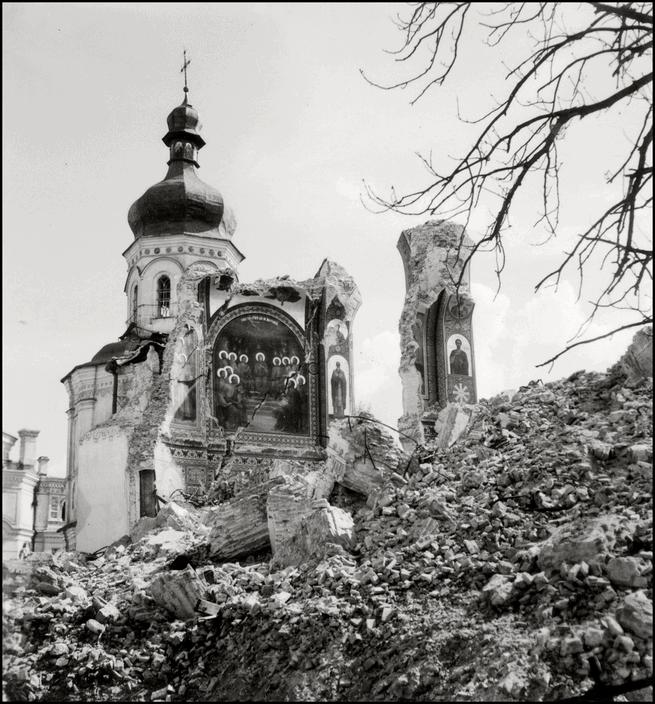 Как православный священник спасал евреев от Холокоста