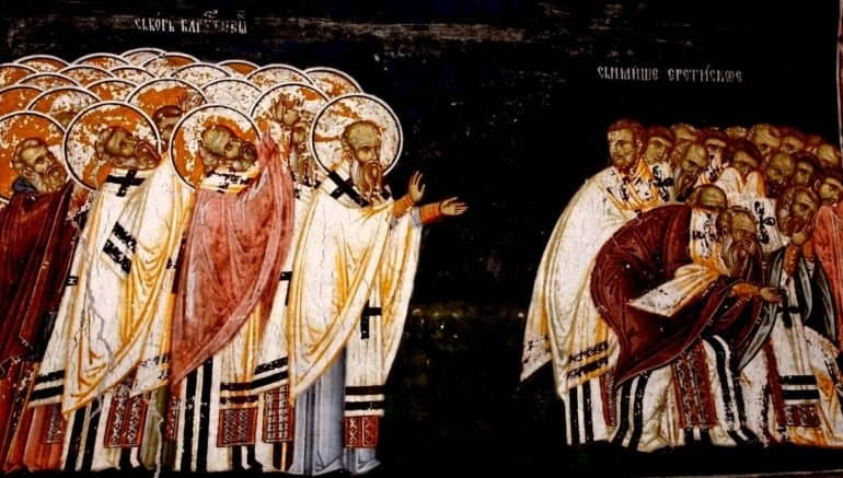 Анафема — это церковное проклятие?