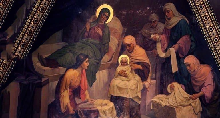Рождество Богородицы 2020