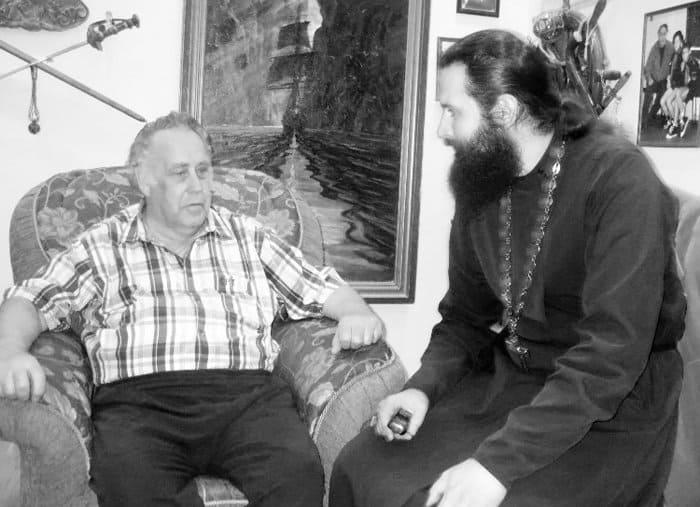 «Он сказал: зря извиняетесь, я совершенно не обиделся» — священник о встрече с Владиславом Крапивиным