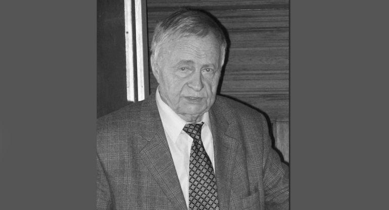 Умер исследователь Старой Ладоги археолог Анатолий Кирпичников