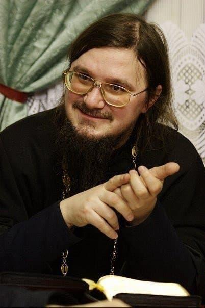 СЫСОЕВ Даниил, священник