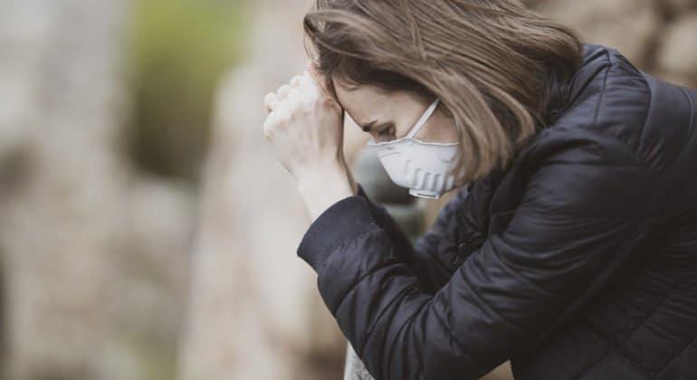 За время пандемии из-за коронавируса умерло уже свыше 40 тысяч россиян