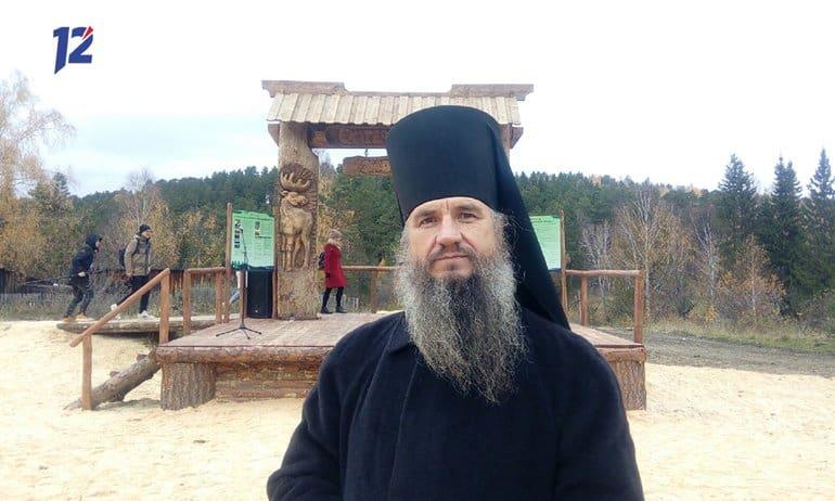 Епископ Тарский Савватий стал идейным вдохновителем создания эко-тропы