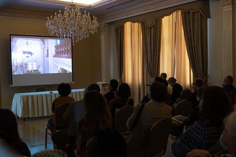 Фильм об уникальном Вознесенском соборе Алма-Аты презентовали в Казахстане