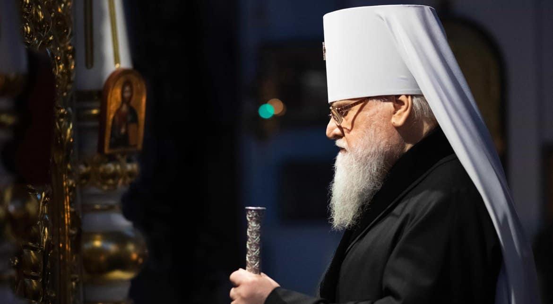 В Краснодаре планируют увековечить память умершего от ковида митрополита Исидора